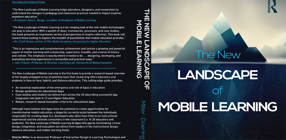 The New Landscape of Mobile Learning.indd