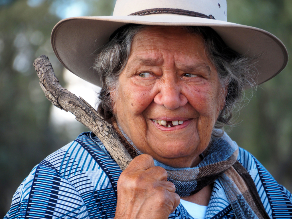 Journey to Menindee: New Traditional Knowledge Network with CSU & Ngiyaampaa Elder Aunty Beryl Carmichael