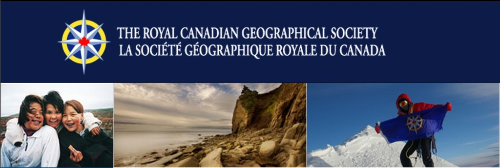 Doering inducted as fellow to Royal Canadian Geographical Society