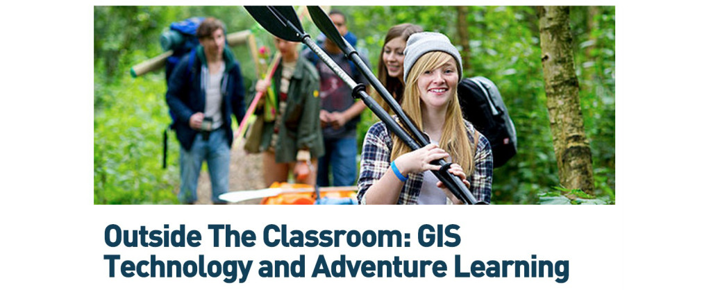 Doering announces exciting new LTML adventure learning & GIS initiative