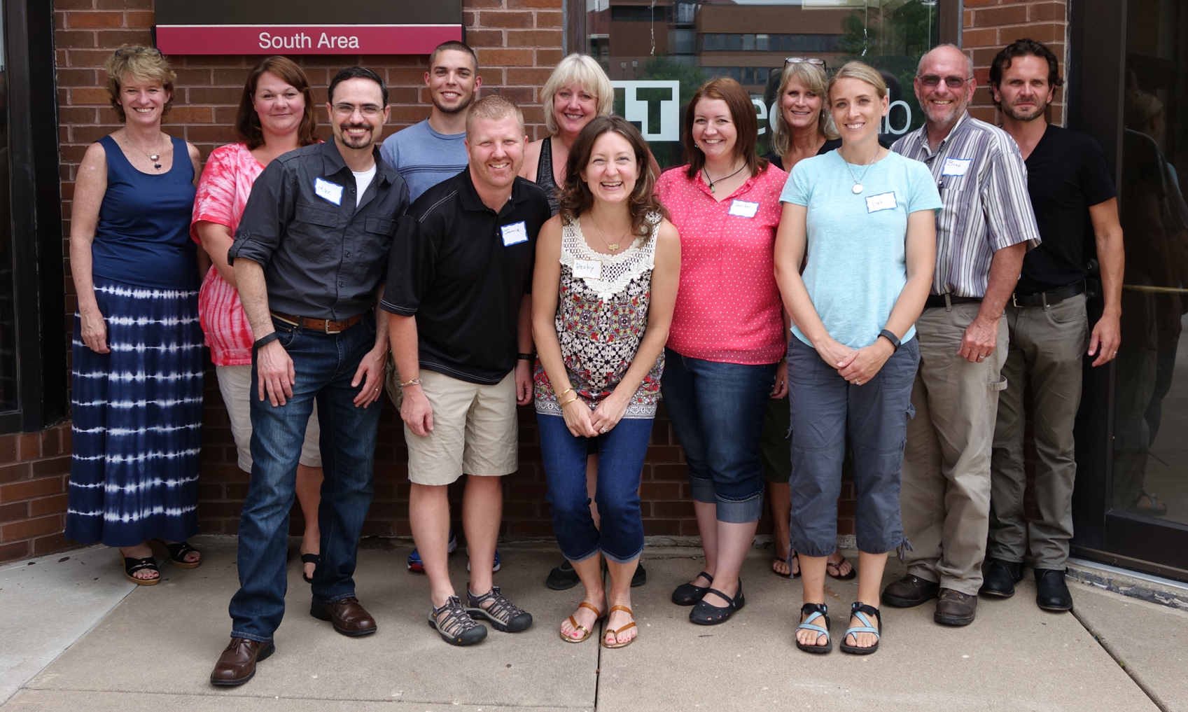 Raptor Lab teacher workshop July 2015