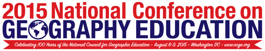 Doering receives award, presents three papers at National Conference on Geography Education