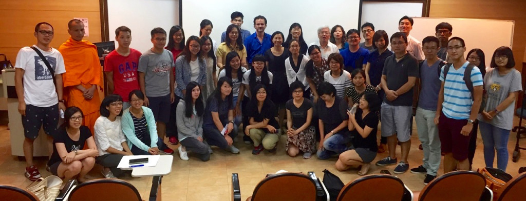Doering delivers keynotes in Taiwan & meets with local Indigenous communities