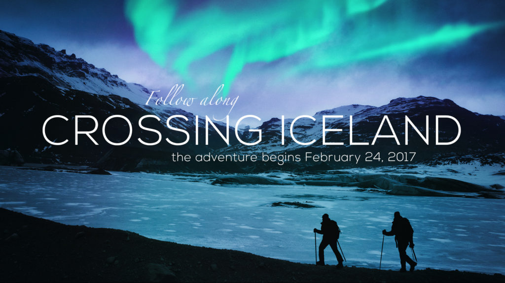Doering to lead team on expedition across Iceland beginning February 24