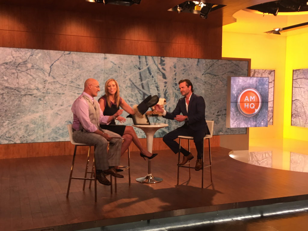 AMHQ Post-Expedition Interview: The Changing Earth
